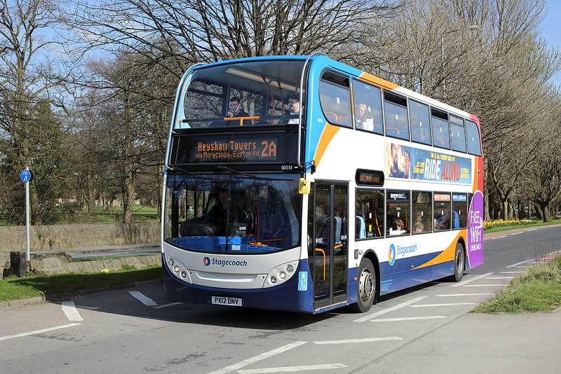 10031 PX12DNY, Lancaster 24/3/2014