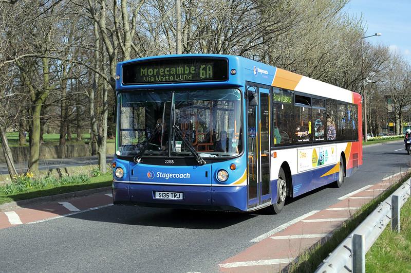 22135 S135TRJ, Lancaster 24/3/2014