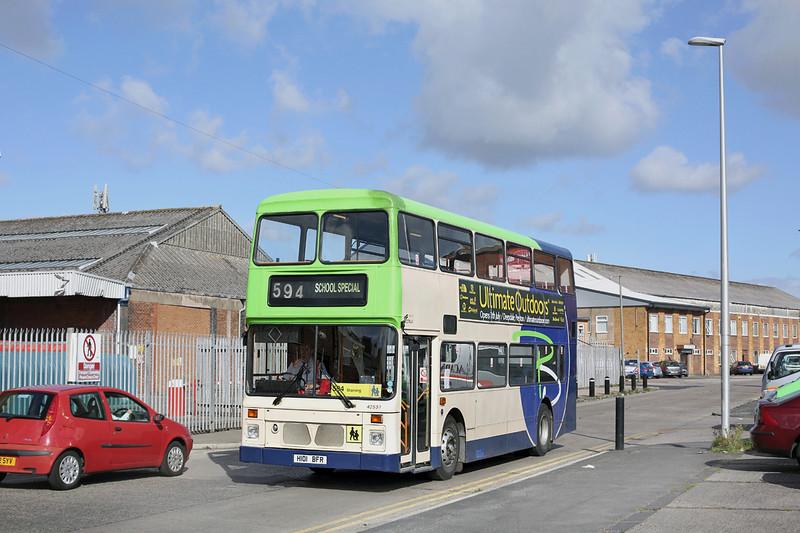 42551 H101BFR, Blackpool 24/9/2014