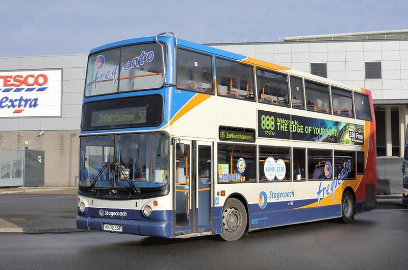 17724 MK02EGF, Hull 24/11/2014