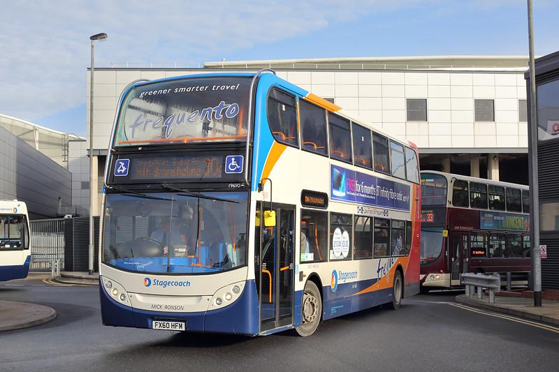19690 FX60HFM, Hull 24/11/2014