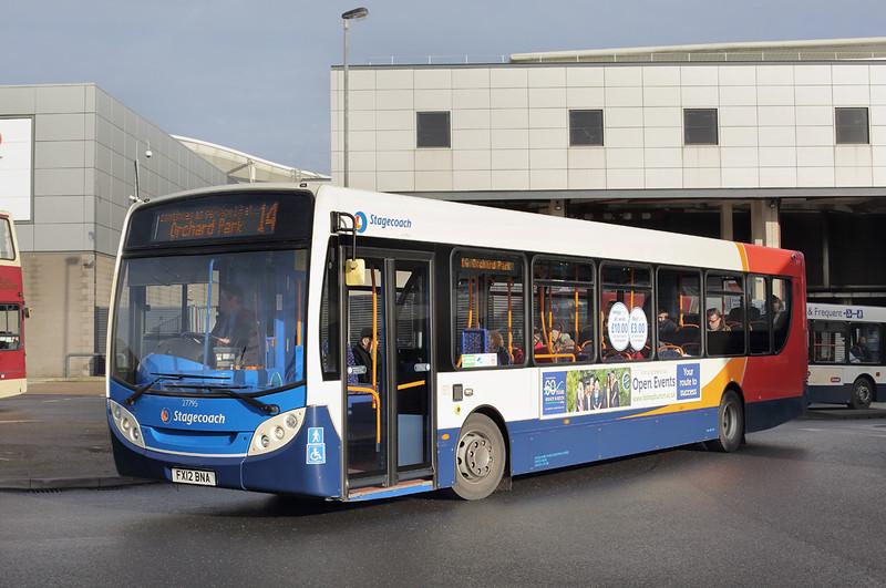 27795 FX12BNA, Hull 24/11/2014