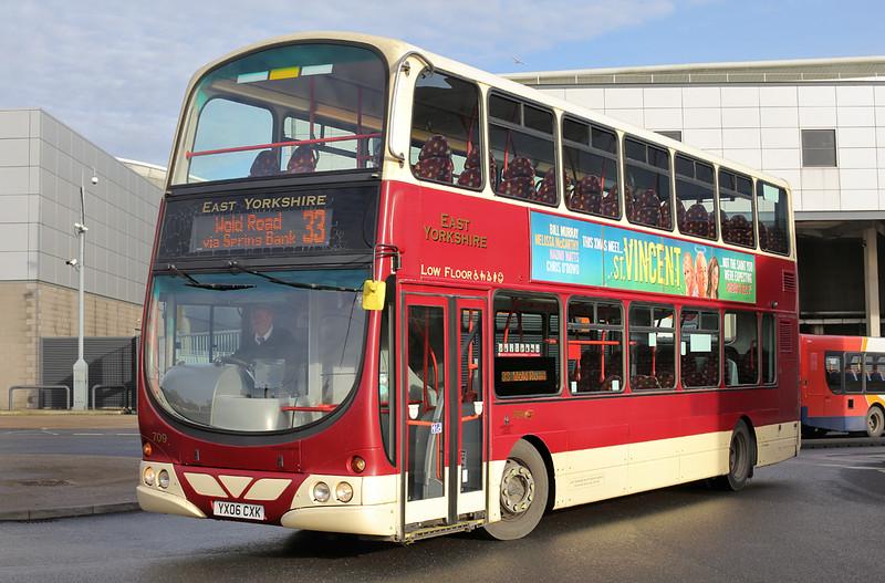 709 YX06CXK, Hull 24/11/2014