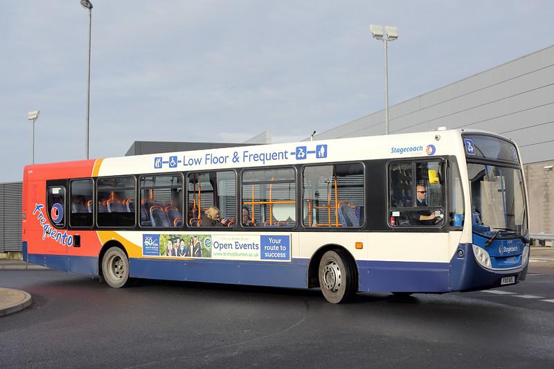 24199 FX10AEL, Hull 24/11/2014