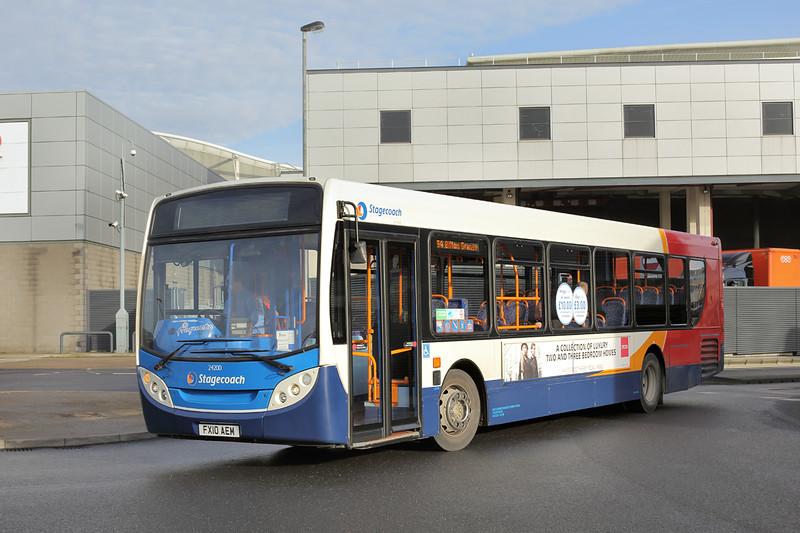 24200 FX10AEM, Hull 24/11/2014