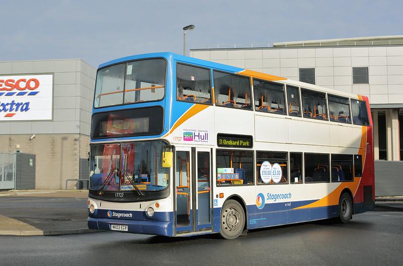 17727 MK02EGV, Hull 24/11/2014