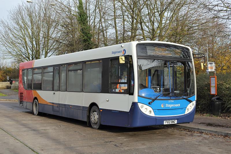 27794 FX12BMZ, Barton-on-Humber 24/11/2014