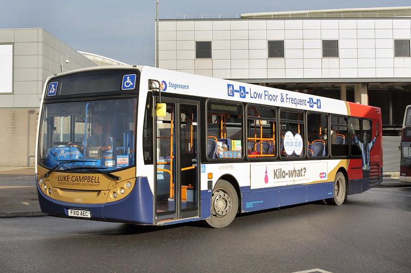 24192 FX10AEC, Hull 24/11/2014