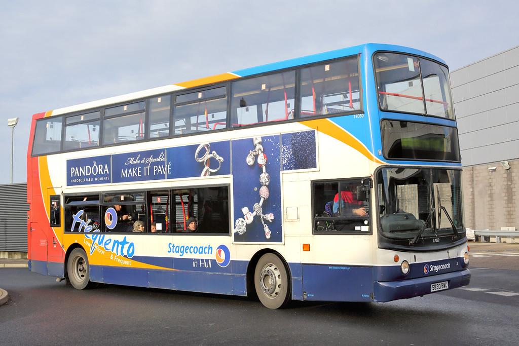 17030 S830BWC, Hull 24/11/2014