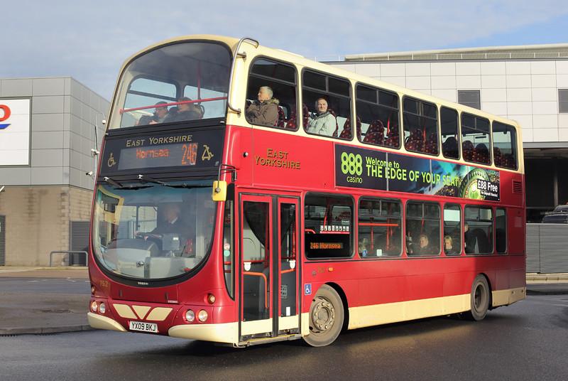 752 YX09BKJ, Hull 24/11/2014