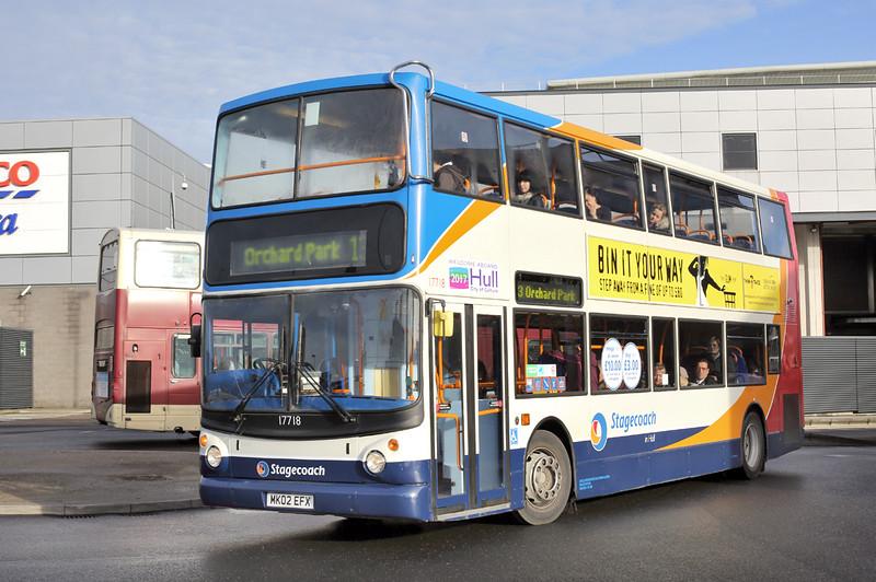 17718 MK02EFX, Hull 24/11/2014
