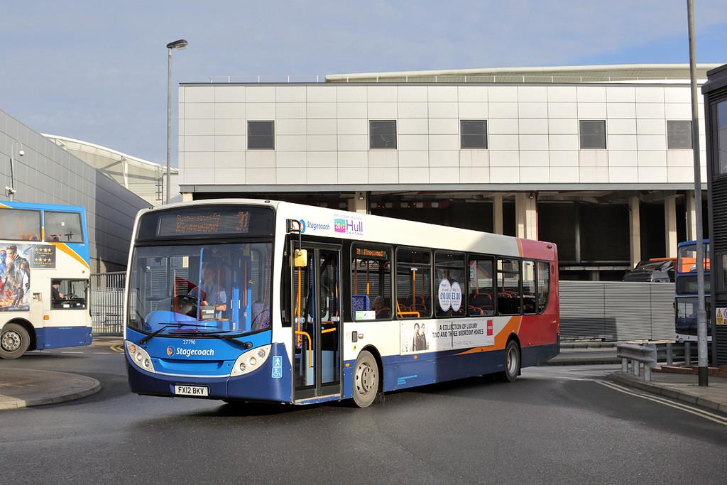 27790 FX12BKV, Hull 24/11/2014