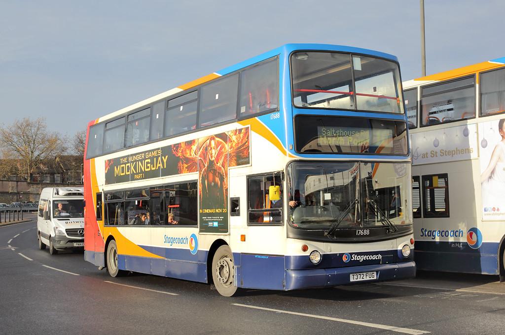 17688 T372FUG, Hull 24/11/2014