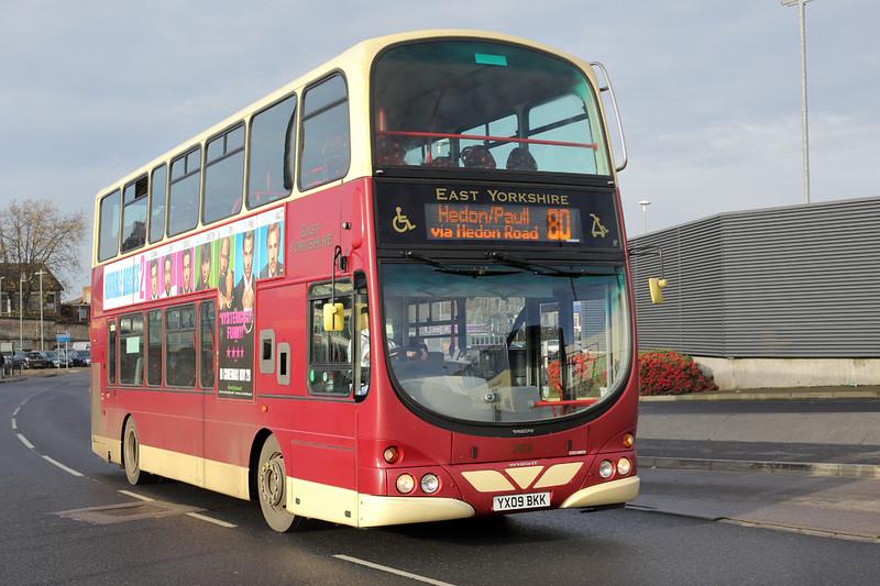 753 YX09BKK, Hull 24/11/2014