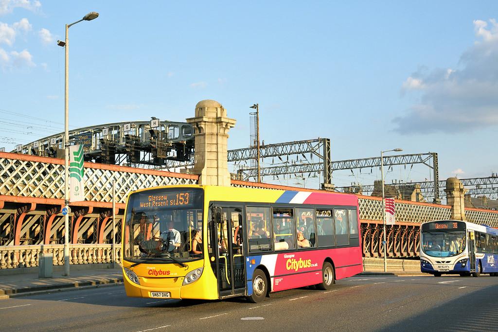 10725 SN57DXG, Glasgow 25/7/2014