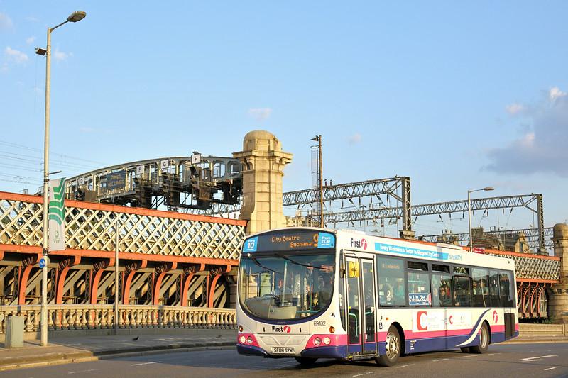 69102 SF06GZM, Glasgow 25/7/2014