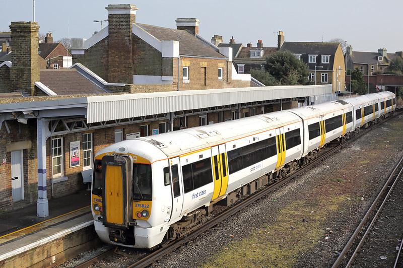 375822 Deal 27/3/2014<br /> 2W53 1523 Ramsgate-London Charing Cross