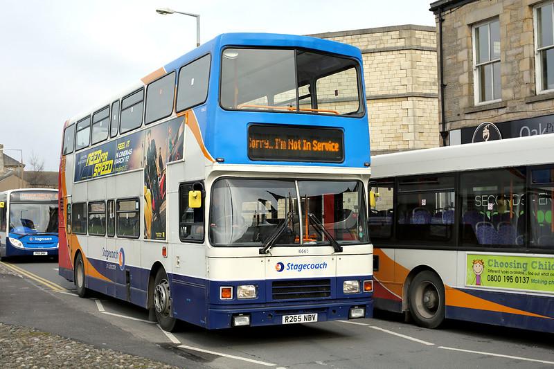 16665 R265NBV, Lancaster 28/3/2014