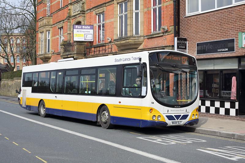 54 M444SLT, Wigan 28/3/2014