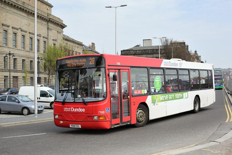 7168 V168ESL, Dundee 28/4/2014