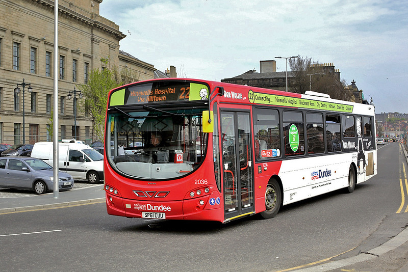 2036 SP61CUU, Dundee 28/4/2014