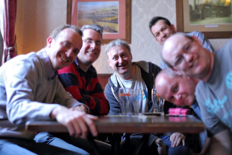 Richard Stiles and Friends, Huddersfield 29/3/2014