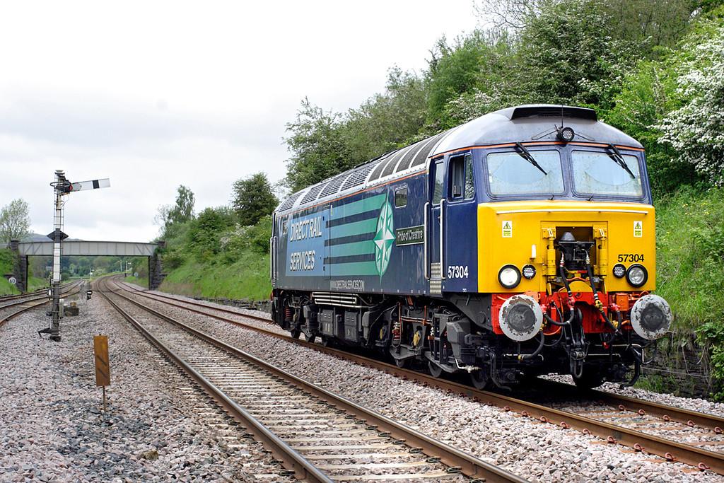 57304 Settle Junction 29/5/2014<br /> 0P99 1433 Carlisle-Preston
