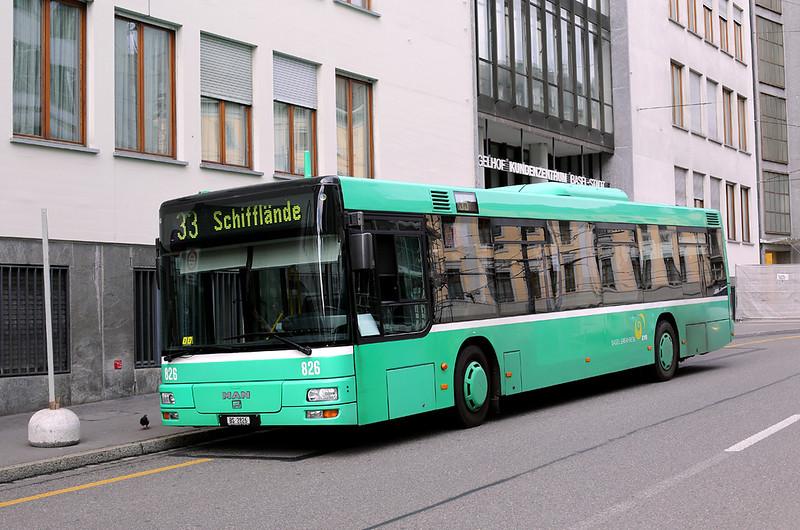 826 BS-2826, Schifflände 29/9/2014