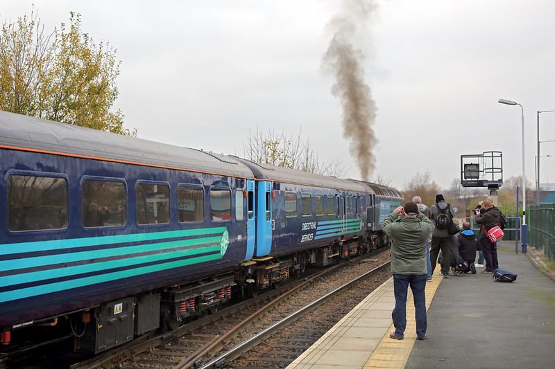 47818 Chorley 29/11/2014<br /> 5Z13 1436 Chorley-Preston