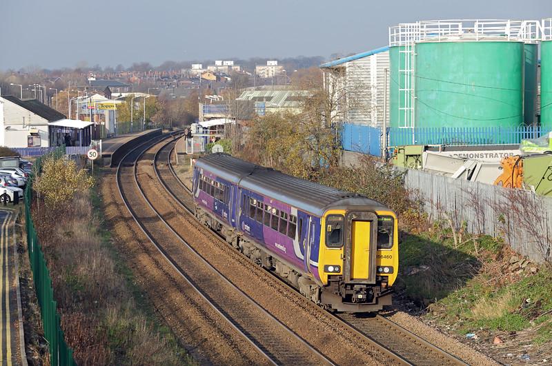 156460 Chorley 29/11/2014<br /> 2H04 1223 Preston-Hazel Grove