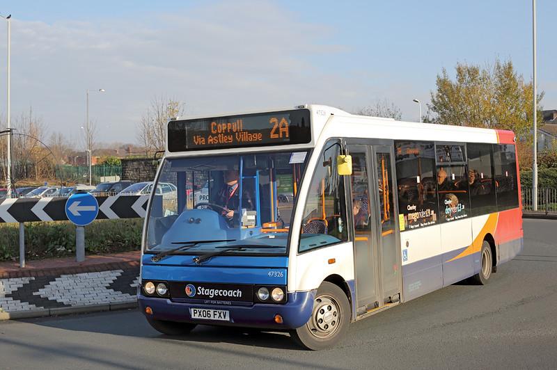 47326 PX06FXV, Chorley 29/11/2014