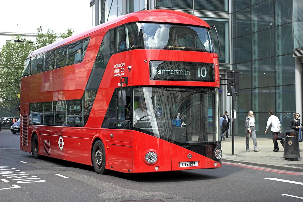 LT155 LTZ1155, Bloomsbury 30/4/2014