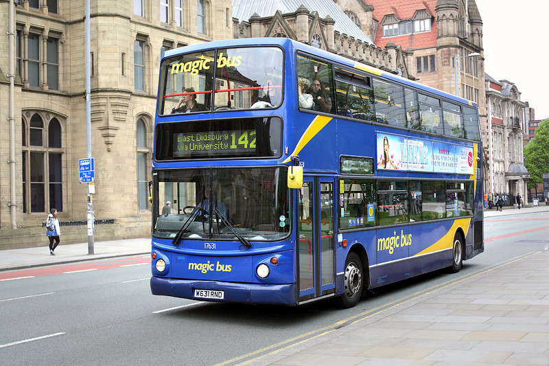17631 W631RND, Manchester 30/5/2014
