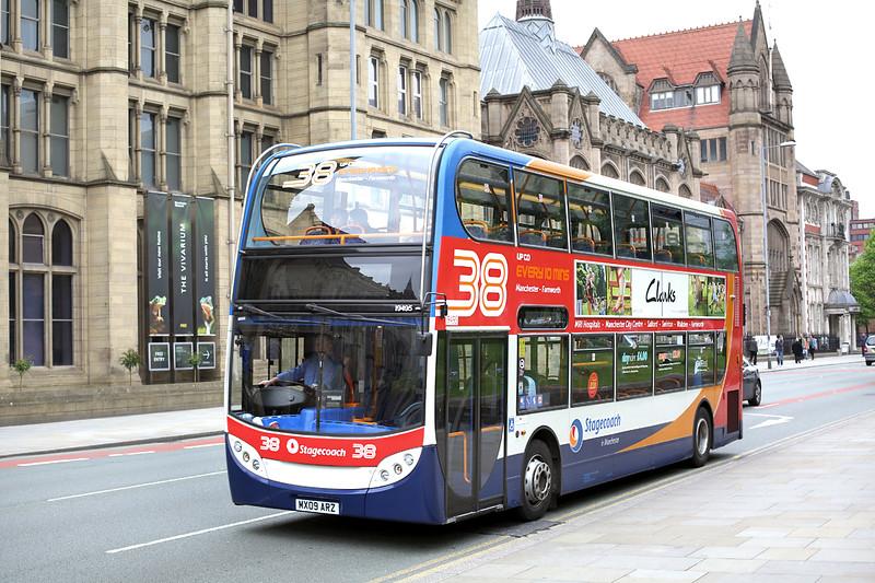 19495 MX09ARZ, Manchester 30/5/2014