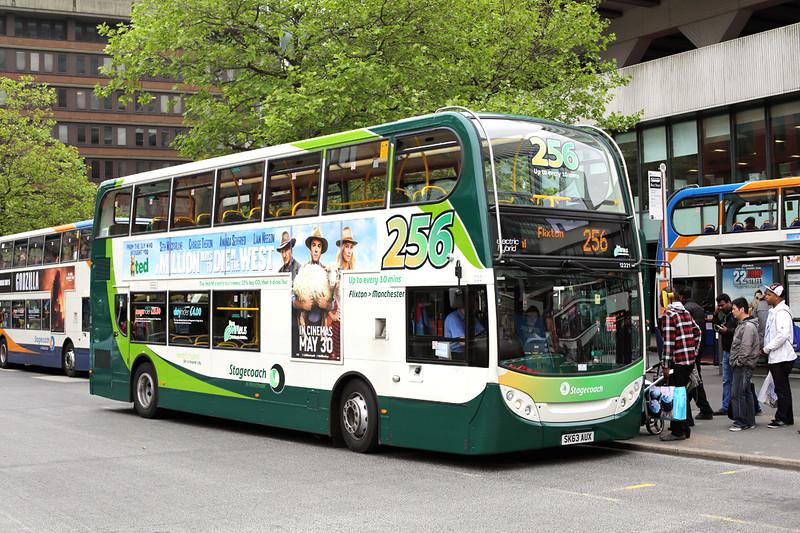 12221 SK63AUX, Manchester 30/5/2014