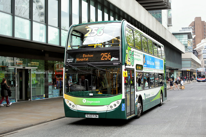12231 SL63FZN, Manchester 30/5/2014