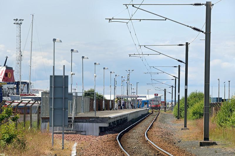 Ardrossan Harbour 30/6/2014