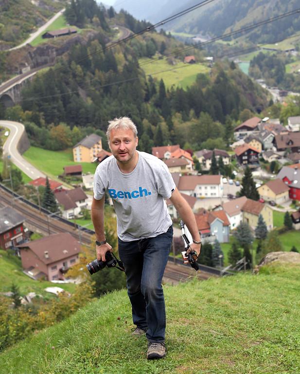 Richard Stiles, Wassen, Switzerland 30/9/2014