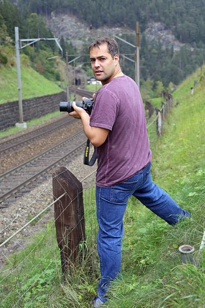 Tim Blazey, Wassen, Switzerland 30/9/2014
