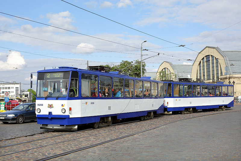 35250 and 35261, Centrāltigrus 31/5/2014