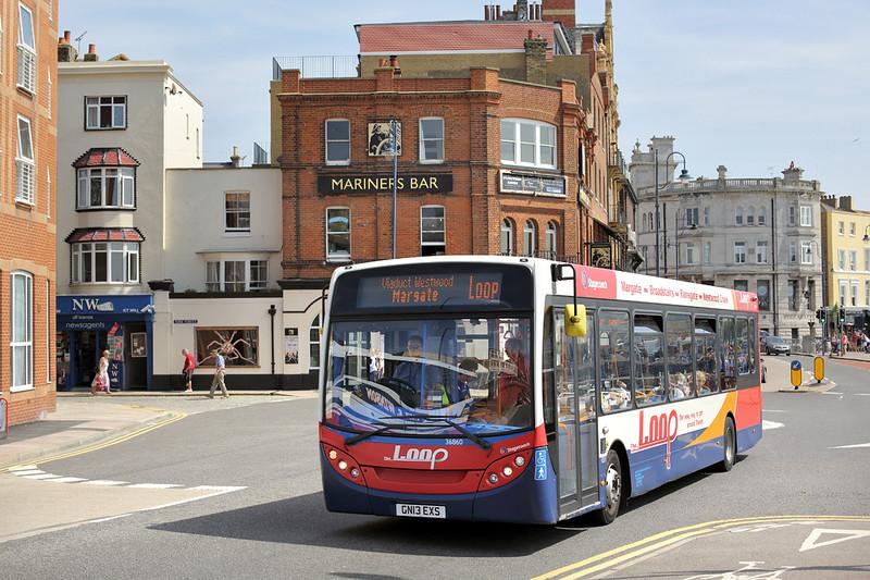 36860 GN13EXS, Ramsgate 31/7/2014