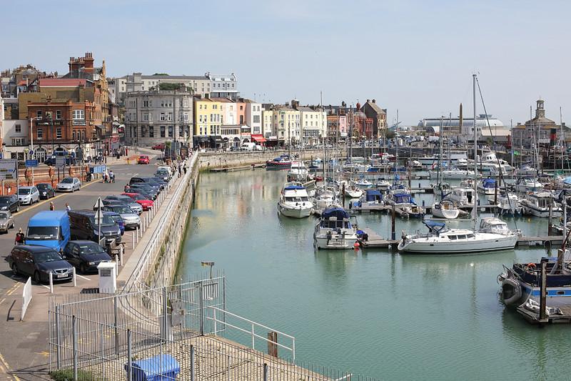 Ramsgate Harbour, Kent 31/7/2014