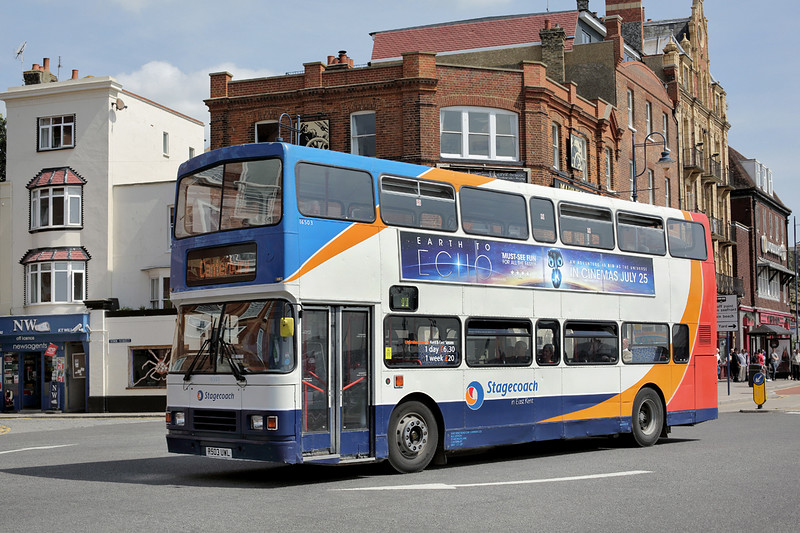 16503 R503UWL, Ramsgate 31/7/2014