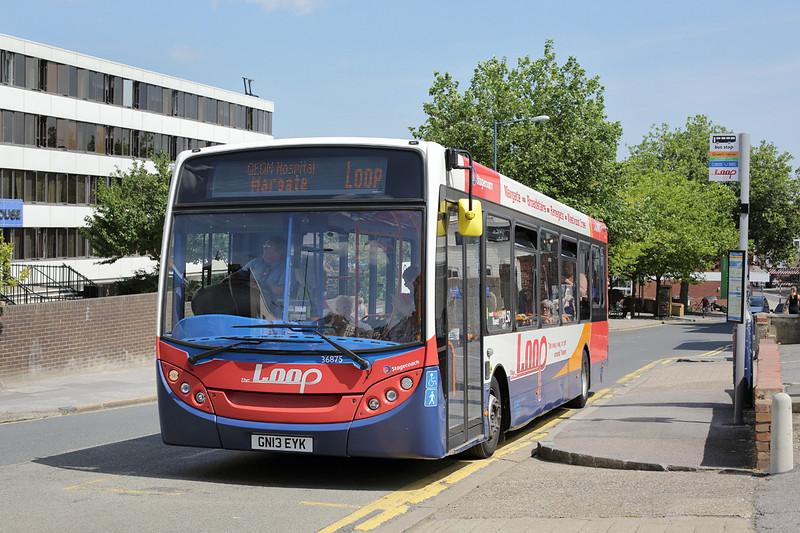 36875 GN13EYK, Ramsgate 31/7/2014