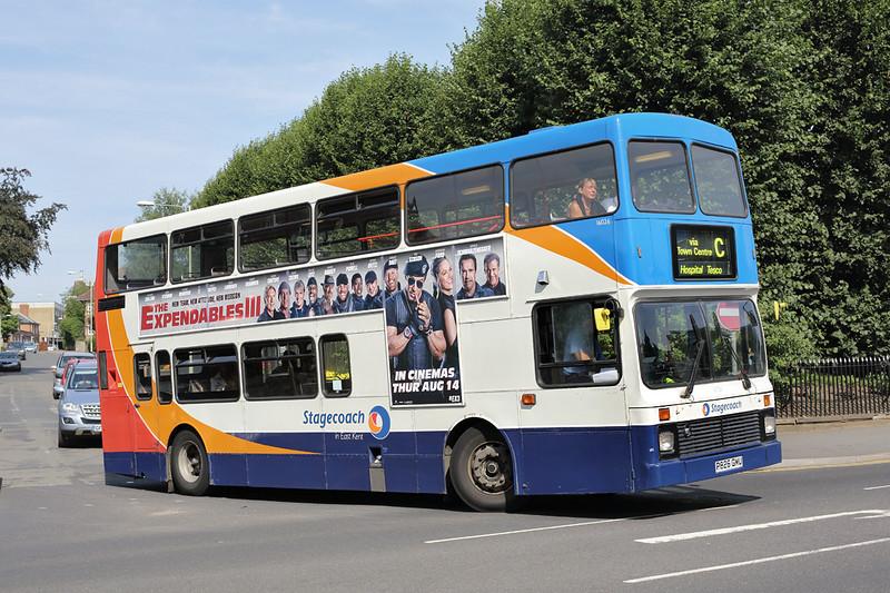 16026 P826GMU, Ashford 31/7/2014