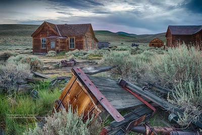 Bodie, CA (Ghost Town)