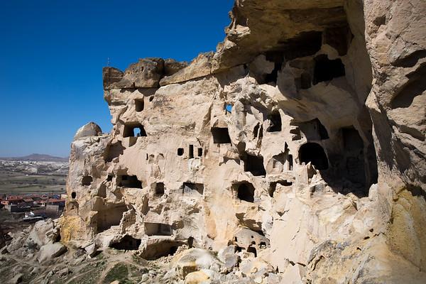Cavusin Ruins