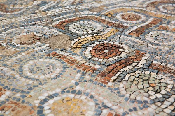 Mosaic Floor in Ephesus