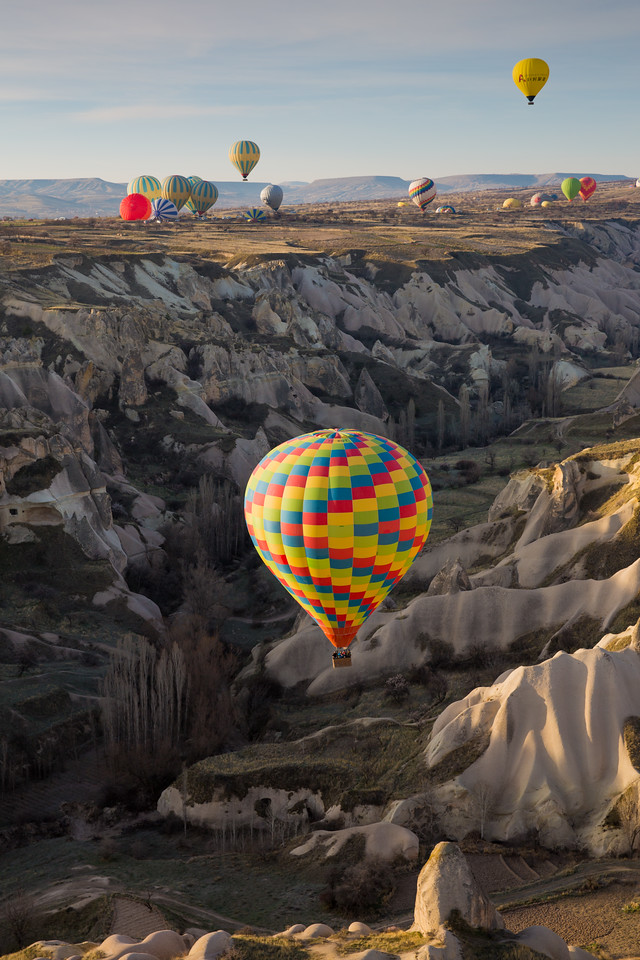Cappadocia Balloon Ride