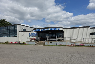 Front entrance to National Soaring Museum circa 2015.